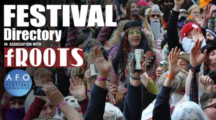 folk festival directory