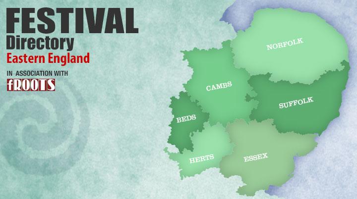 festival directory eastern england