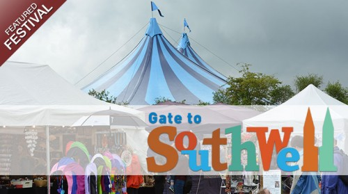 gate to southwell festival