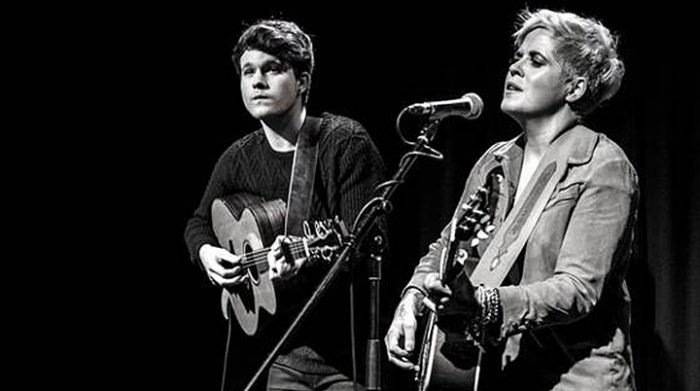 Luke Jackson Amy Wadge