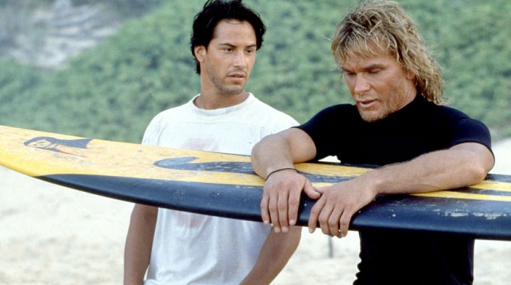 reeves and swayze