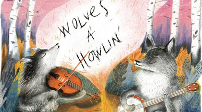 wolves a howlin