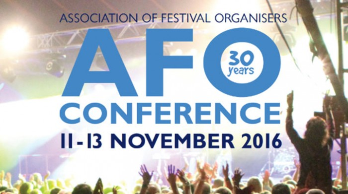 AFO conference 2016