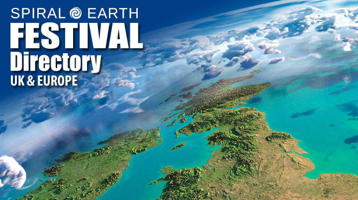 Festival Directory - Spiral Earth