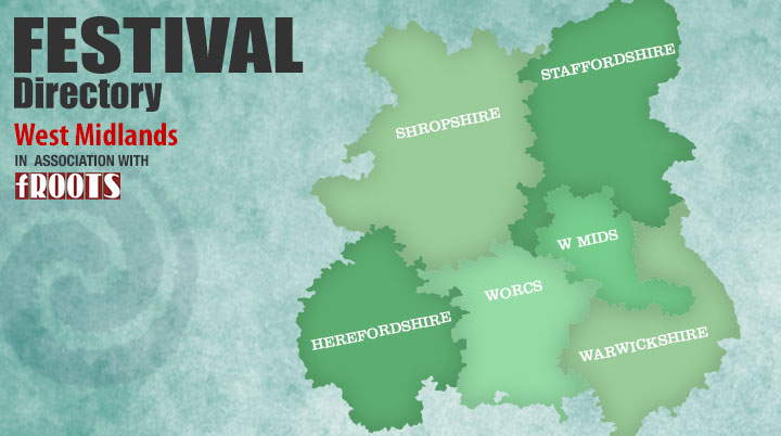 west midlands festival directory