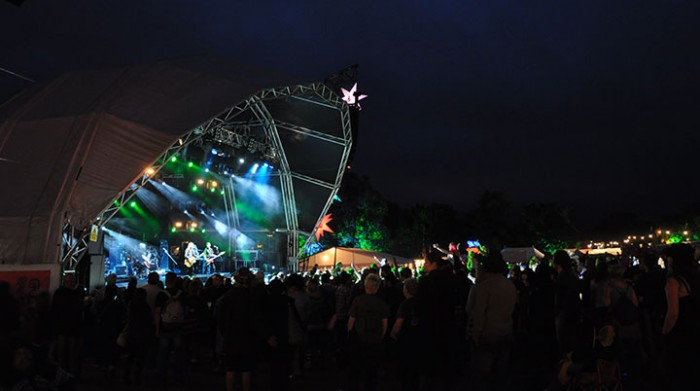festival news at spiral earth