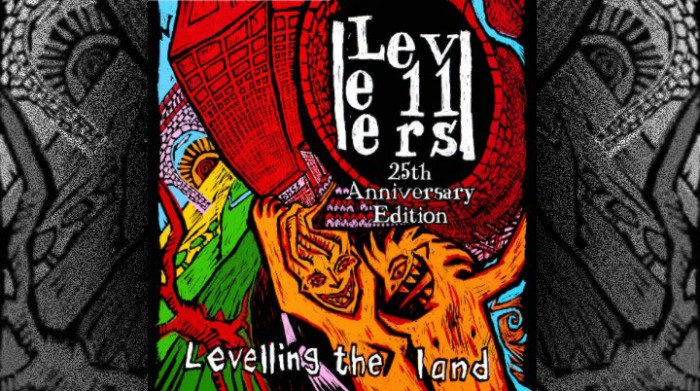 levelling the land 25th anniversary