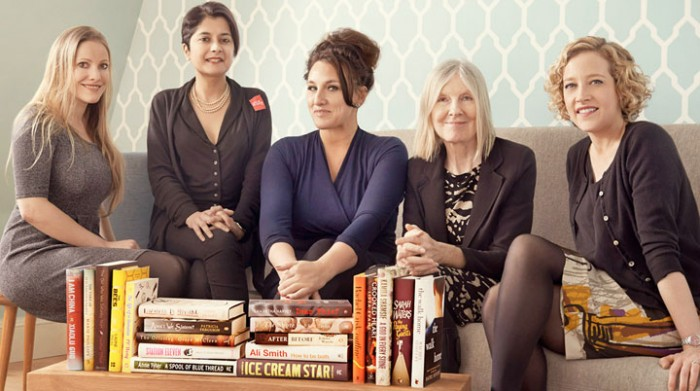 baileys prize for women writers