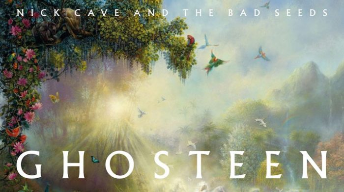 review of ghosted by nick cave and the bad seeds